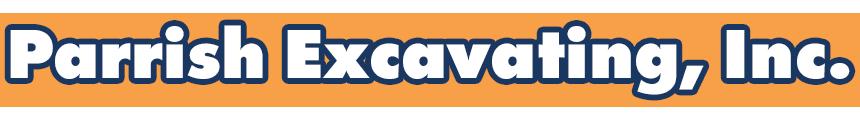 Parrish Excavating, Inc. Logo
